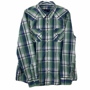 American Eagle Vintage Fit XL Western Style Shirt